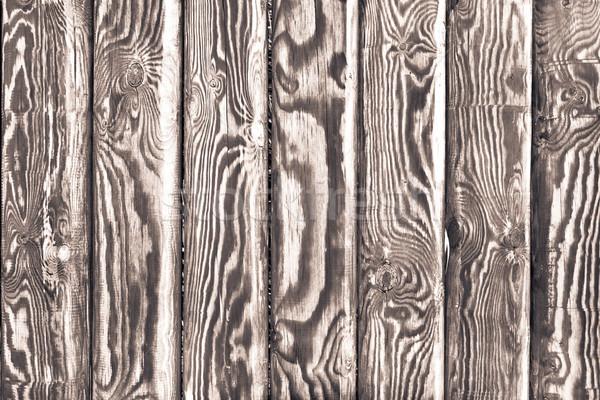 Fából készült részletes minta deszkák textúra fa Stock fotó © trgowanlock