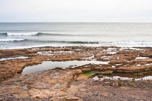 Rock pools Stock photo © trgowanlock