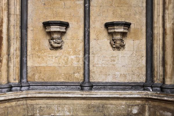 Gothic architecture Stock photo © trgowanlock