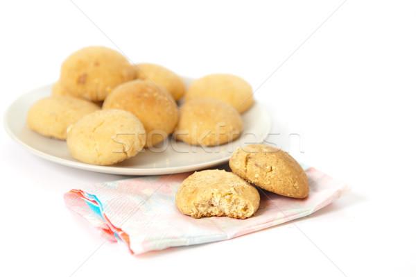 Moroccan biscuits Stock photo © trgowanlock
