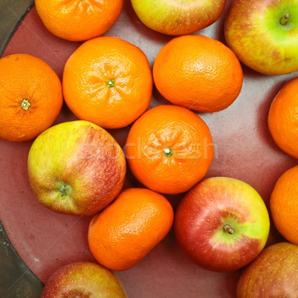 Fresh fruit Stock photo © trgowanlock