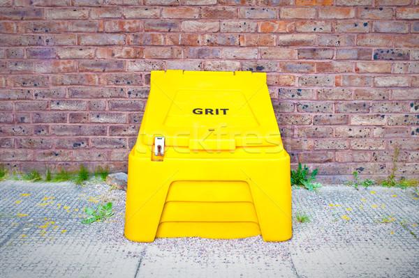 Grit supplies Stock photo © trgowanlock
