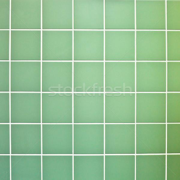 плитки зеленый стены бизнеса кухне пространстве Сток-фото © trgowanlock