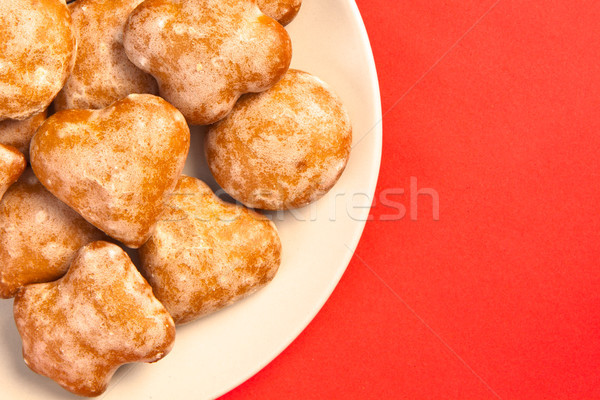 Polish sweets Stock photo © trgowanlock