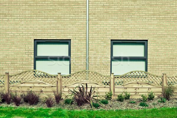 Modern building Stock photo © trgowanlock