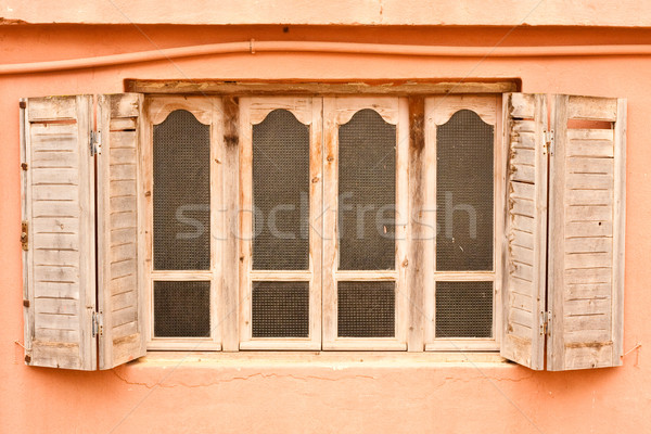 window shutter Stock photo © trgowanlock
