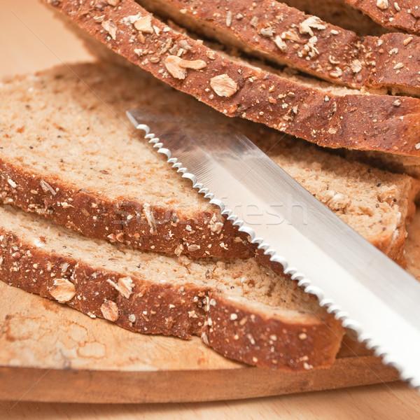 Brown bread Stock photo © trgowanlock