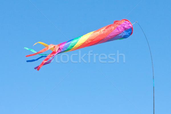 Colourful flag Stock photo © trgowanlock