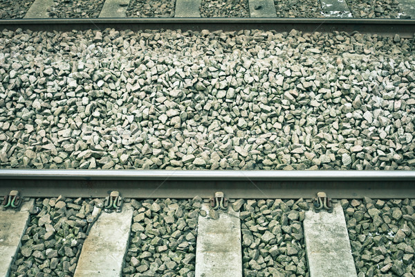 Railway Stock photo © trgowanlock