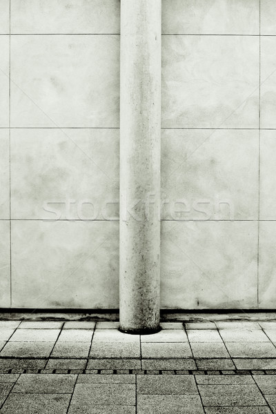 Stone pillar Stock photo © trgowanlock