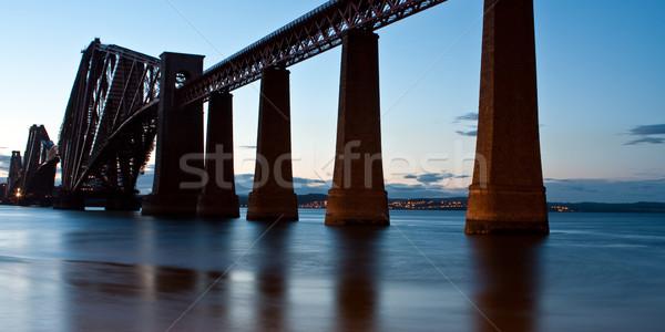 forth bridge Stock photo © trgowanlock