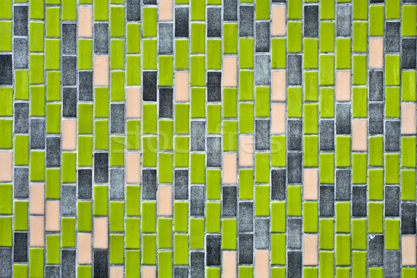 Colorful tiles Stock photo © trgowanlock