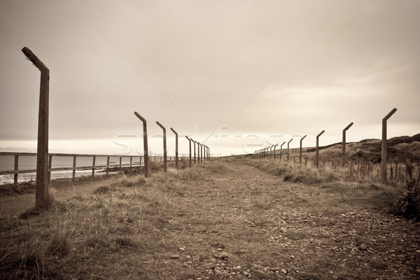 Disused path Stock photo © trgowanlock