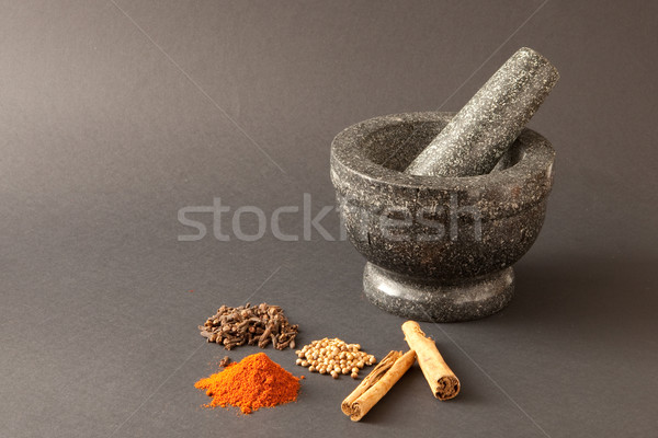spices Stock photo © trgowanlock