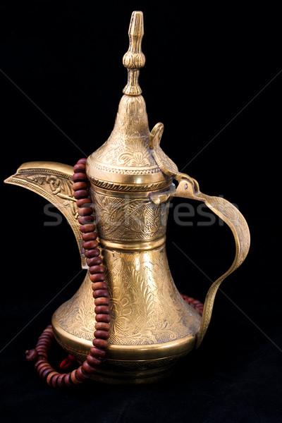 omani coffee Stock photo © trgowanlock