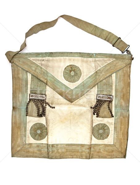 Masonic bag Stock photo © trgowanlock