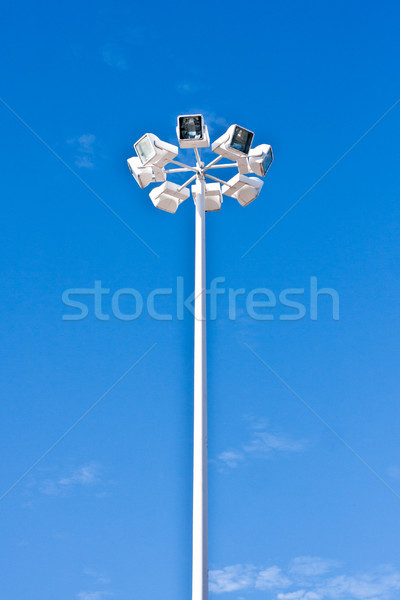 Floodlight Stock photo © trgowanlock
