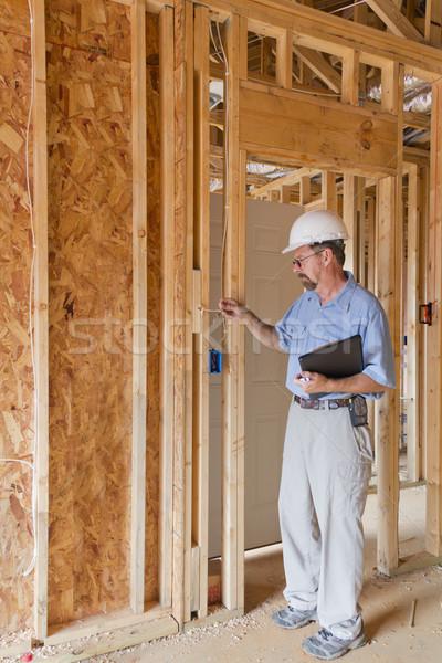 Building Inspector Stock photo © Trigem4