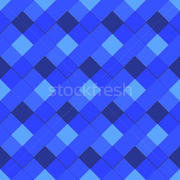 vector abstract geometric seamless pattern Stock photo © TRIKONA