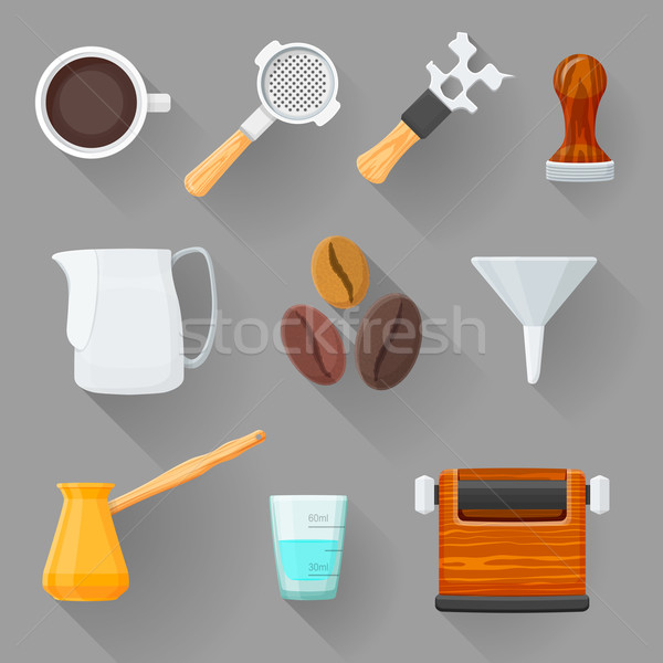 portafilter stock vectors illustrations and cliparts stockfresh portafilter stock vectors