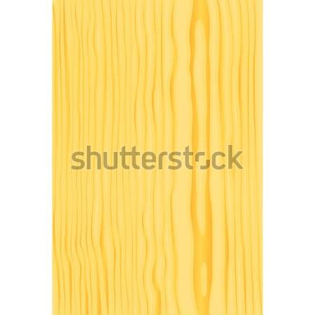 Kolorowy świetle struktura drewna ilustracja wektora żółty Zdjęcia stock © TRIKONA