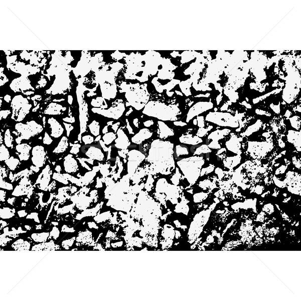 grunge monochrome rough texture Stock photo © TRIKONA