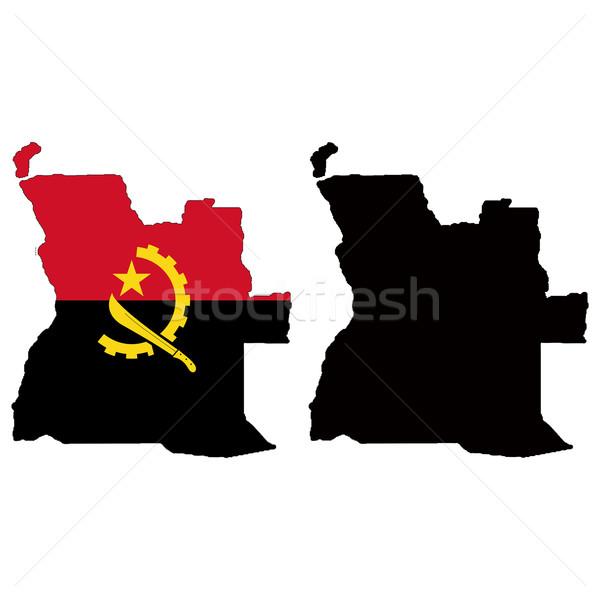 Angola Stock photo © tshooter