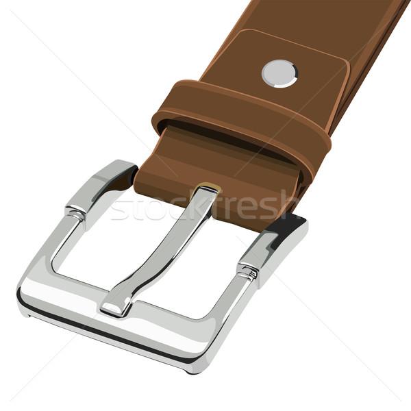 Belt Buckle Stock photo © tshooter