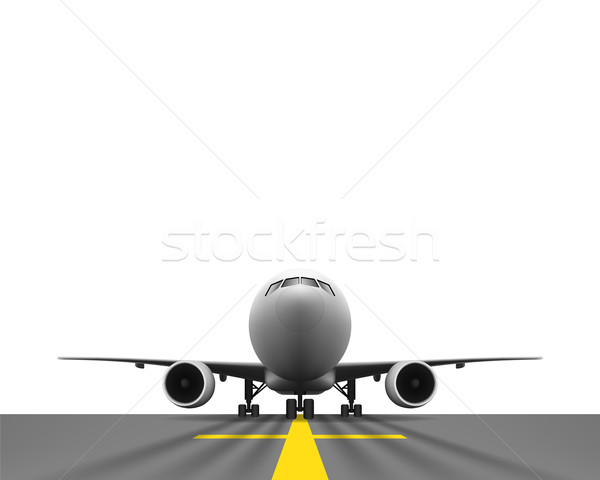 Airplane Stock photo © tshooter