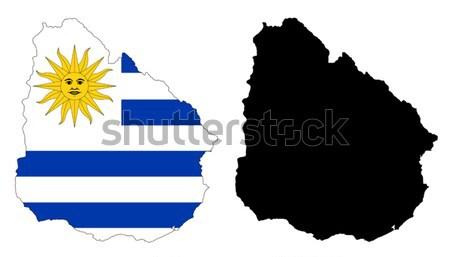 Uruguay Stock photo © tshooter