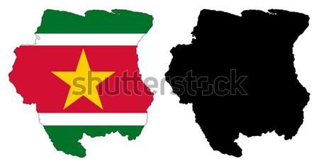 Suriname Stock photo © tshooter
