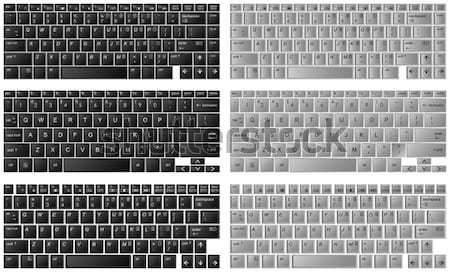 Keyboard Stock photo © tshooter