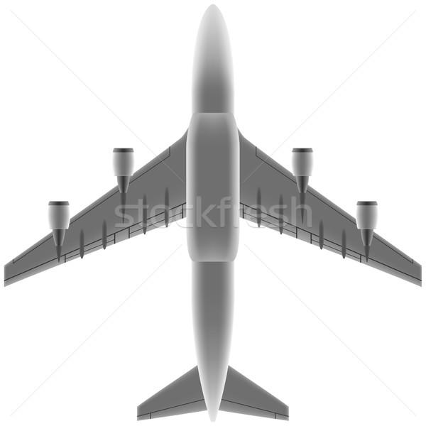 Airplane Stock photo © tshooter