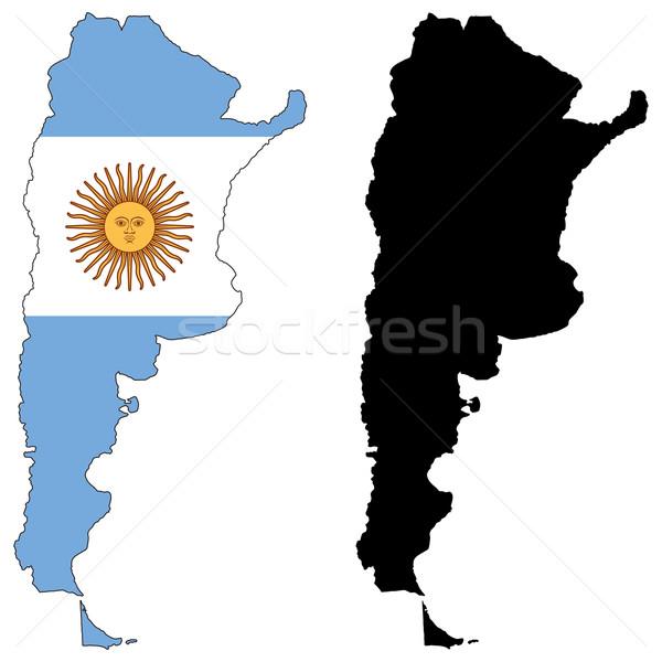 Argentina Stock photo © tshooter
