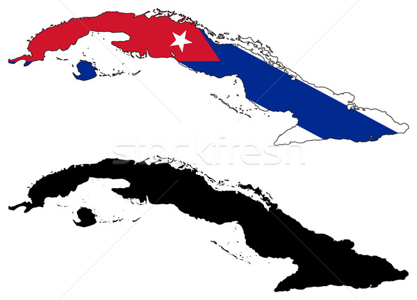 Cuba Stock photo © tshooter