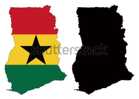 Ghana Stock photo © tshooter