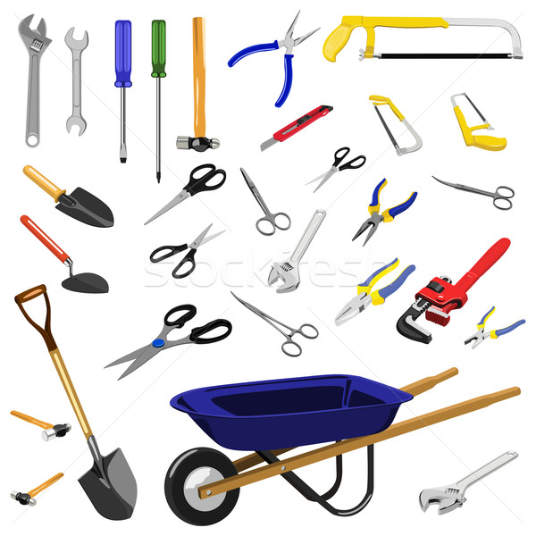 Tools Stock photo © tshooter
