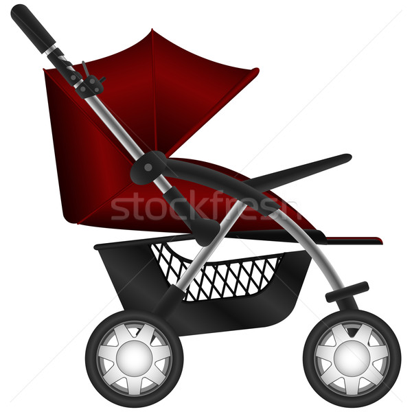 Baby Carriage Stock photo © tshooter