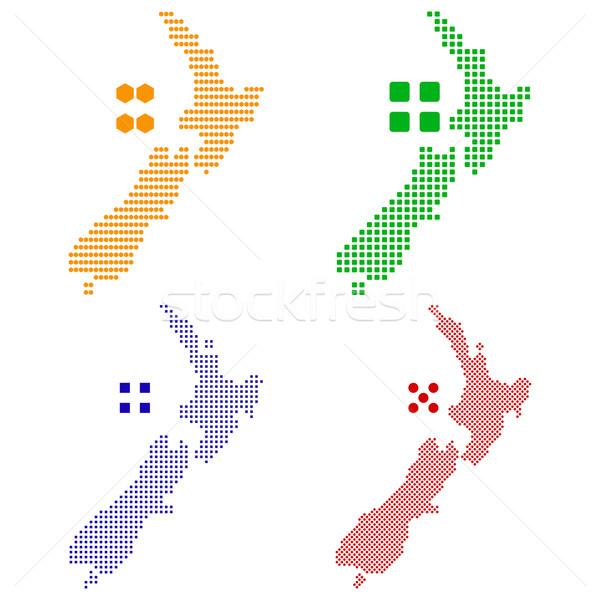 New Zealand Stock photo © tshooter