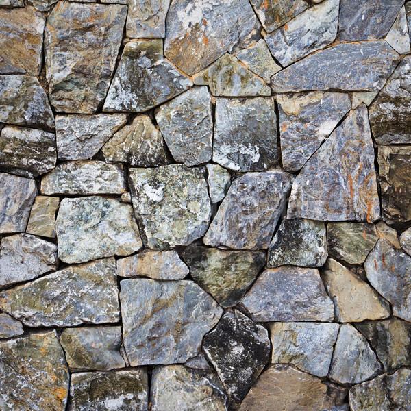 テクスチャ 石の壁 建物 建設 壁 抽象的な ストックフォト © tungphoto