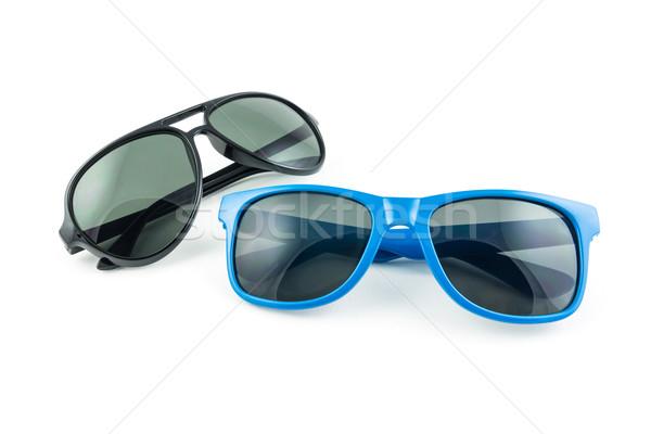 sunglasses isolated on white background Stock photo © tungphoto