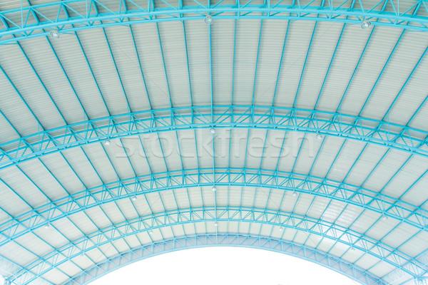 металл крыши стали структуры фон промышленности Сток-фото © tungphoto