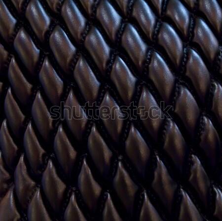 leather texture Stock photo © tungphoto