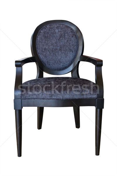 chair isolated with clipping path Stock photo © tungphoto