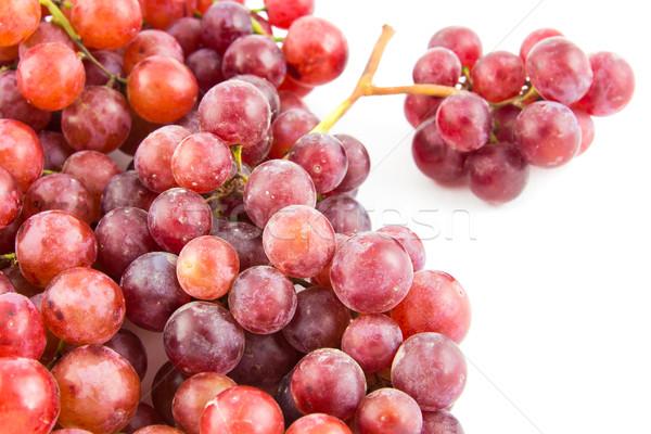 grapes isolated on white background Stock photo © tungphoto