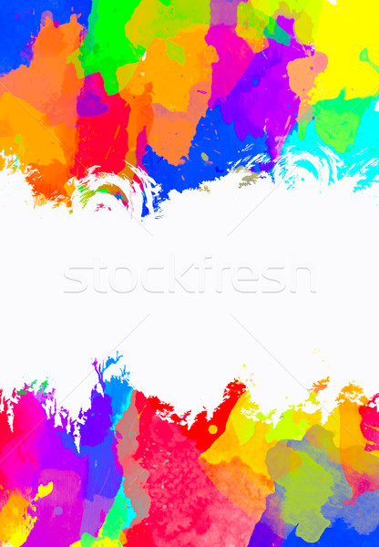 abstract water color for background Stock photo © tungphoto