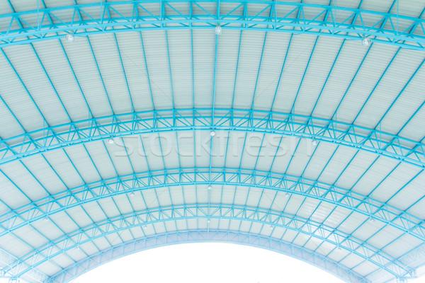 金属 屋根 鋼 構造 背景 業界 ストックフォト © tungphoto