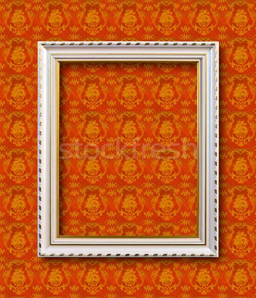 кадр желтый обои фон металл Сток-фото © tungphoto