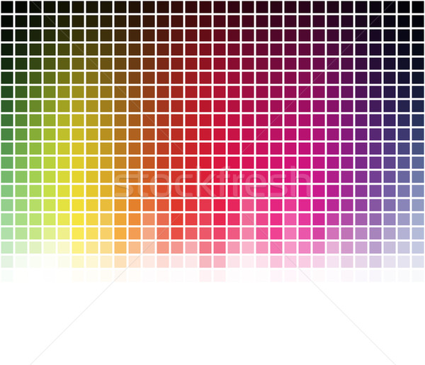 Spectrum mosaic background Stock photo © tuulijumala
