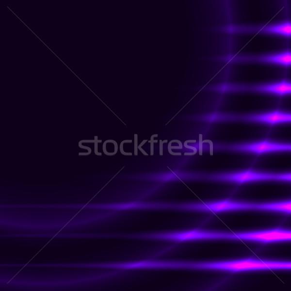 Abstract violet lichten vector exemplaar ruimte ruimte Stockfoto © tuulijumala